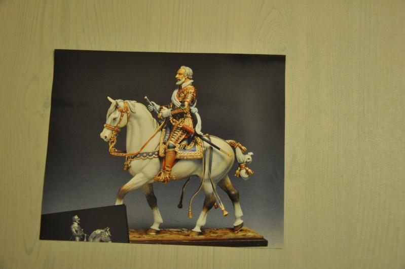 Henri IV à cheval - 90mm Le Cimier Dsc_0091