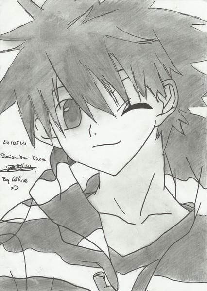 Mes dessins Daisuk11