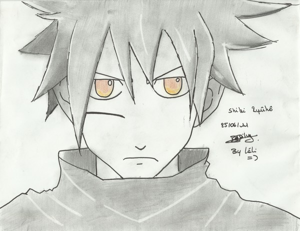 Mes dessins Shiki110