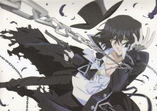 Raven [Pandora Hearts] 2512