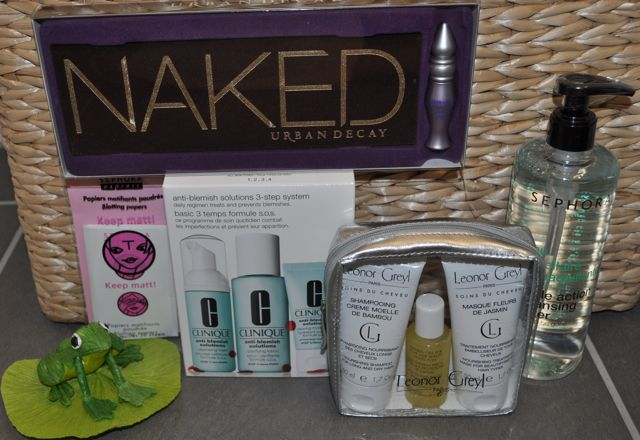 soins SOS + NAKED Sephora Naked210