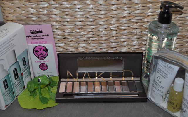 soins SOS + NAKED Sephora Naked310