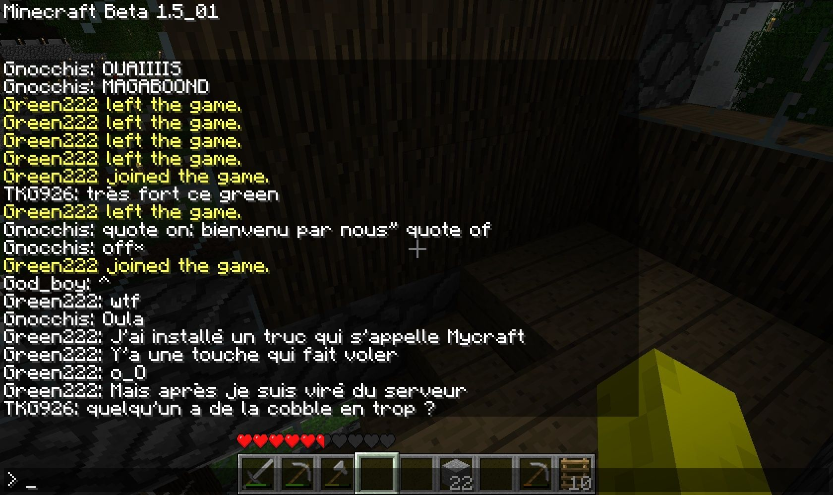 Le topic des screenshots  - Page 5 2011-011