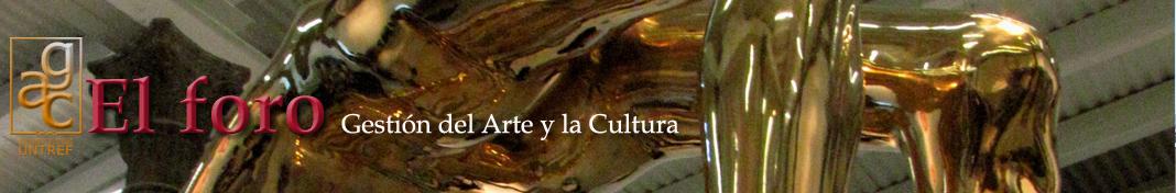 Gestión del arte y la Cultura