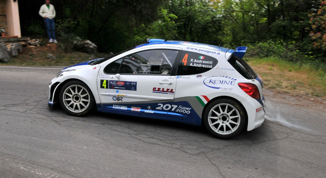CIR Campionato Italiano Rally  8065_110