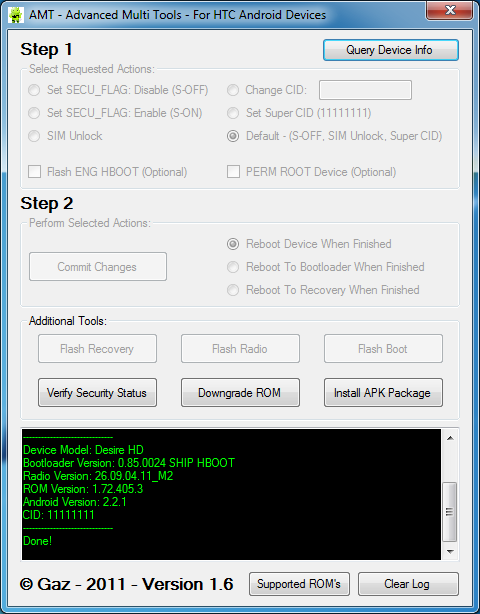 [OUTIL] [15.07.2011] AMT v1.8.5 - Advanced Multi Tools - Pour appareils Android HTC Amt_ma12