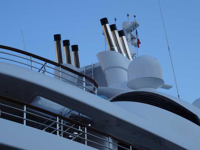 """Yacht """"Quantum Blue"""" à Nice  01b10"""