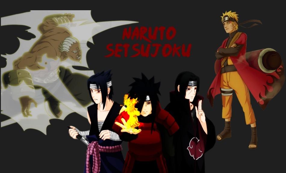 Naruto Setsujoku Raikag18