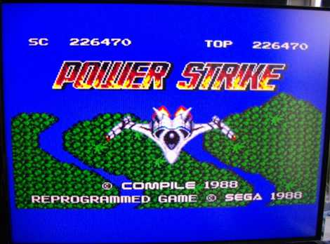 Concours Power Strike Sega Master System - Page 2 Ps10