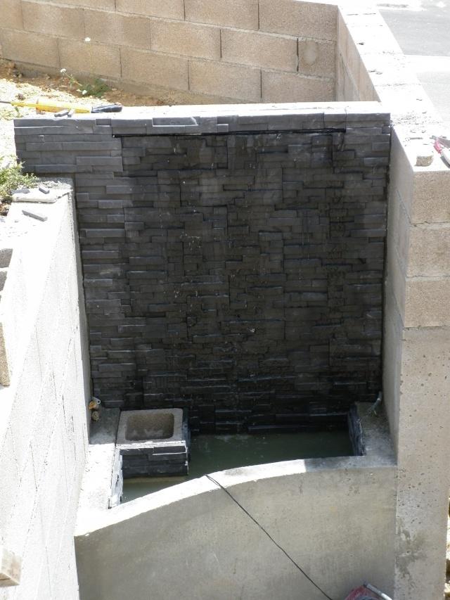 constrution d un bassin a la monter d un escalier  fred gea P1000235