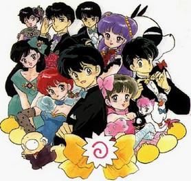 [Mangaka] Rumiko Takahashi Groupe12
