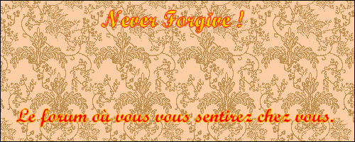 Never Forgive ! Part11