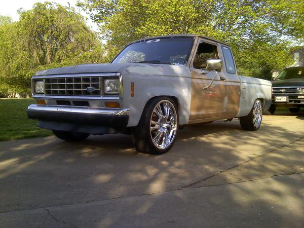 My 1988 Ford Ranger 88_ran12