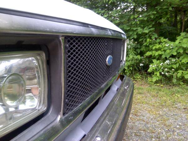 My 1988 Ford Ranger Grille10