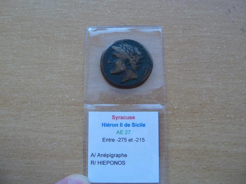 Bronze de Hiéron II de Syracuse P1040235