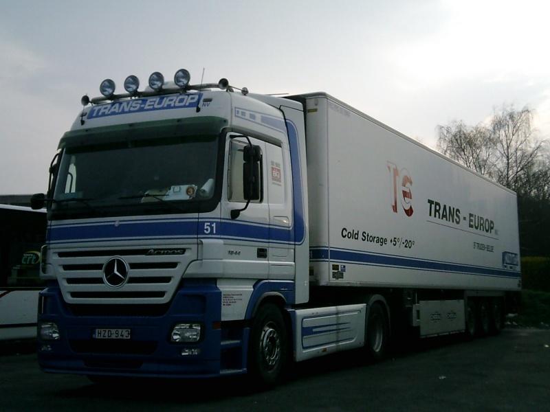Trans Europ (Sint Truiden)(groupe Vanschoonbeek) Photo519