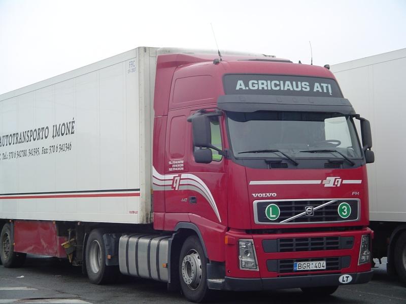A.Griciaus (Klaipéda) Vo331010