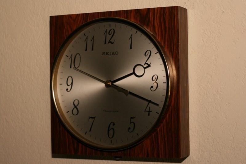 Seiko Transistor Clock... Info anyone? Img_2614
