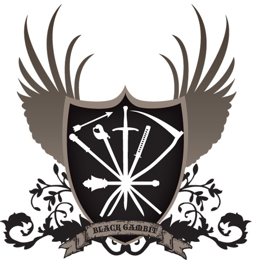 The Black Gambit (Coat of Arms) Weapon10