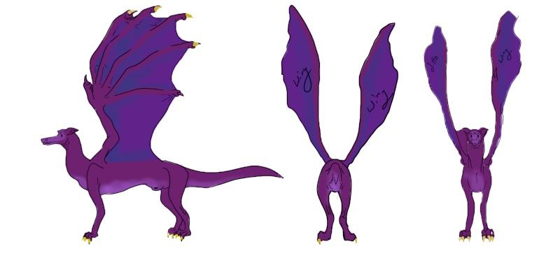 Dragon Color Test Dragon10