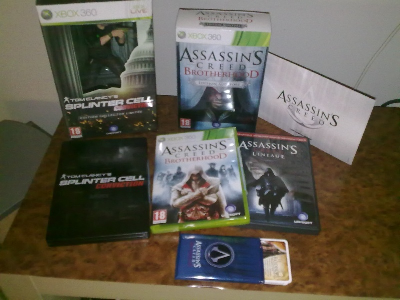 ArcheurX Collectionz ~  16062011