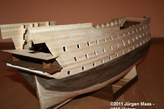 Jürgen's Baubericht Victory aus Holz 1:84 Hms_vi25