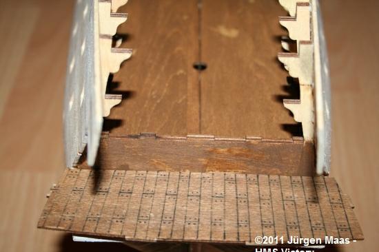 Jürgen's Baubericht Victory aus Holz 1:84 Hms_vi28