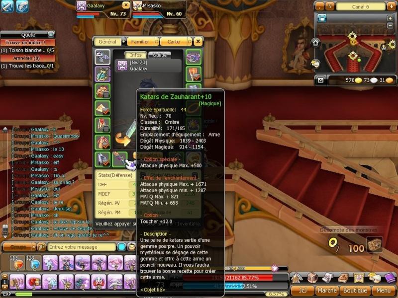 Votre guilde est bien Sympa , alors pourquoi pas ! Screen13