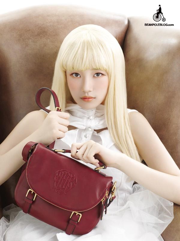 [21.06] Suzy (miss A) pour BEAN POLE 414