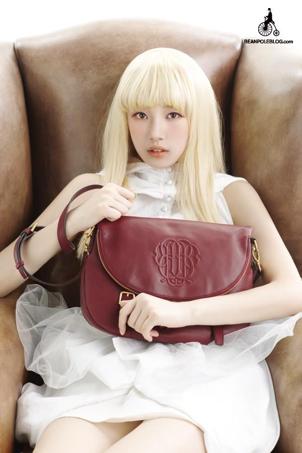 [21.06] Suzy (miss A) pour BEAN POLE 713