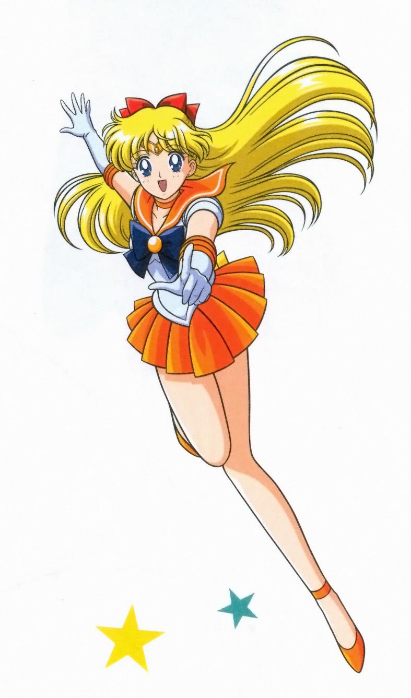 Sailor Venus/Minako Aino Gallery Moon3510