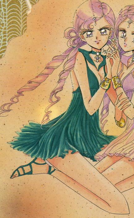 Sailor Moon Mythology Tumblr25