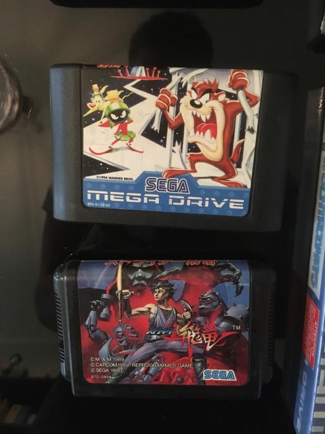 [VDS] Lot Mega Drive II 01595c10