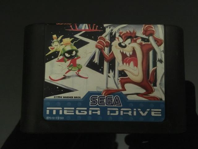 [ECH/VDS] Megadrive II + câbles et 1 manette + Jeux A FERMER!! ;) 01690b10