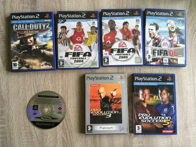 [VDS] PSP / PS3 / PS2 / NGC / GB / PC / GBA / Wii / 3DS /SFC / Master System 01695410