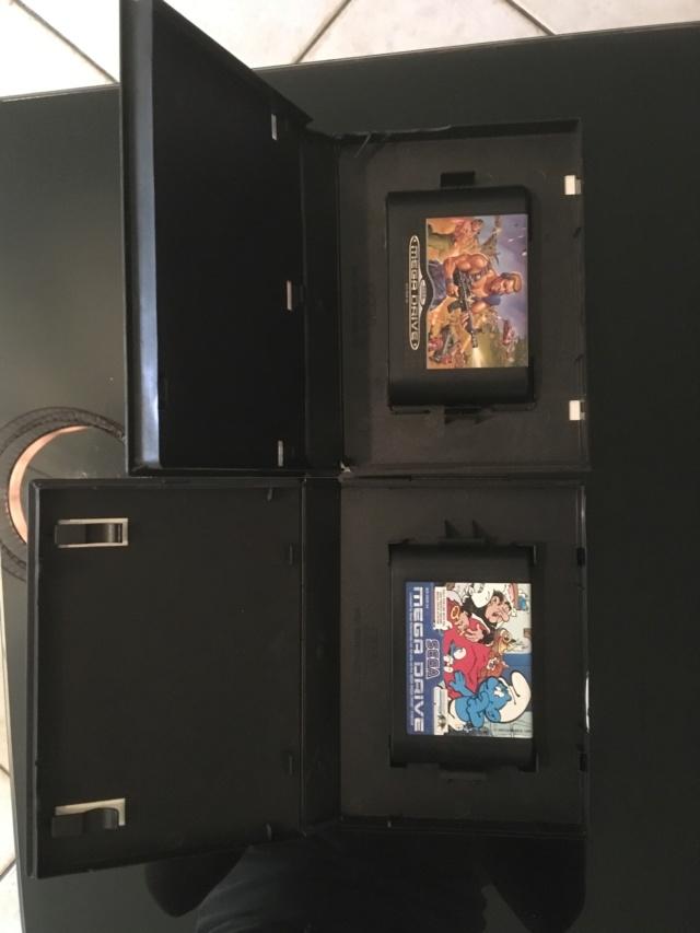 [VDS] Lot Mega Drive II 01933010