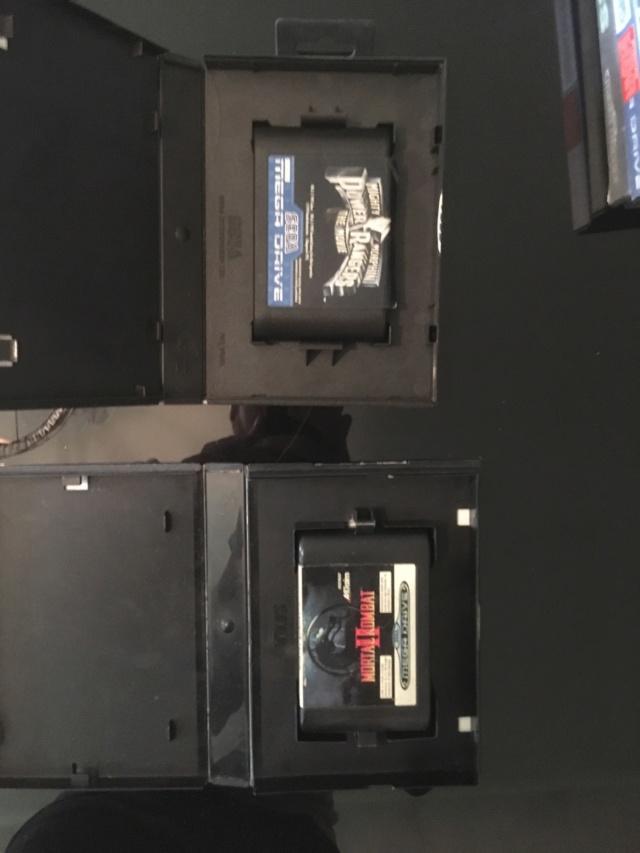 [VDS] Lot Mega Drive II 01aca610