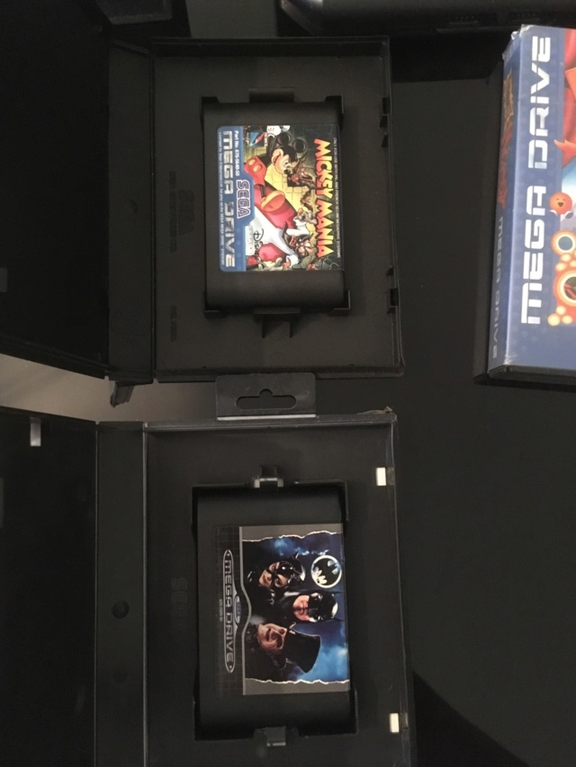 [VDS] Lot Mega Drive II 01af0a10