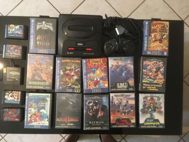 [VDS] Lot Mega Drive II 01d0f510