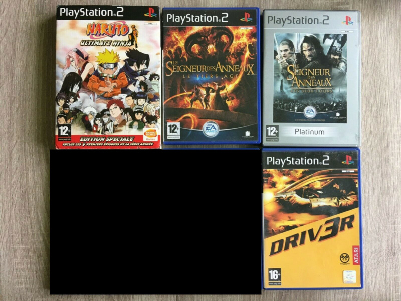 [VDS] PSP / PS3 / PS2 / NGC / GB / PC / GBA / Wii / 3DS /SFC / Master System S-l16010