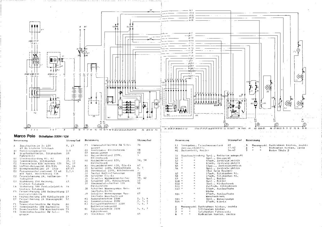 Centrale Westfalia avec voyant 230V en intermitence - Page 2 Circui11