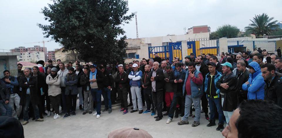Rassemblement à Aokas contre les élections du 12 décembre 2019 (mercredi 20 novembre 2019) 1188