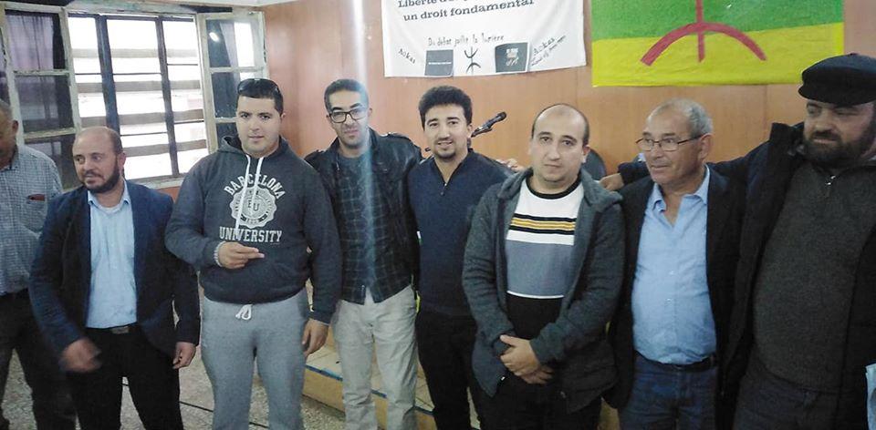 Rachid Saou et Djamel Benyoub, à Aokas le samedi 14 décembre 2019 - Page 2 1232