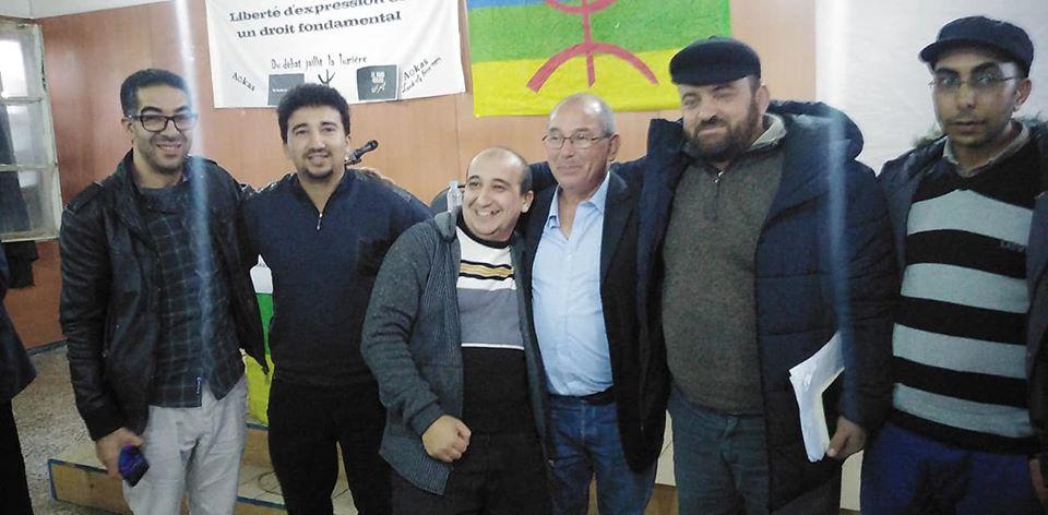 Rachid Saou et Djamel Benyoub, à Aokas le samedi 14 décembre 2019 - Page 2 1233
