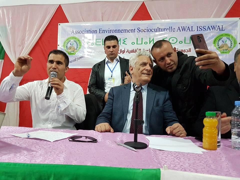 Mustapha Bouchachi à Melbou le samedi 06 Avril 2019 1316