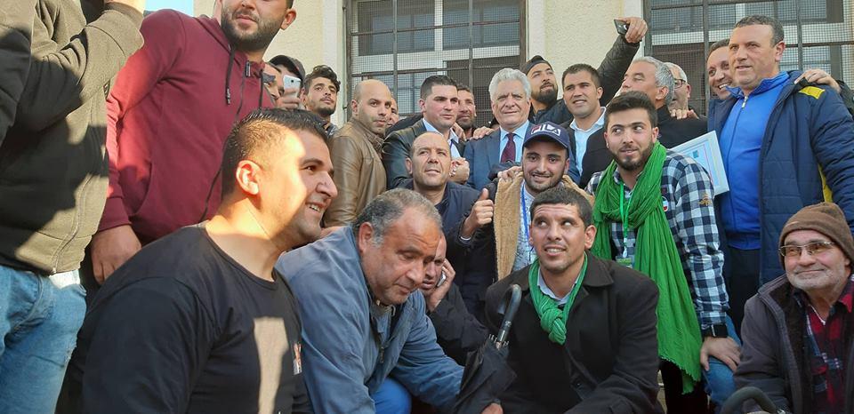 Mustapha Bouchachi à Melbou le samedi 06 Avril 2019 1613