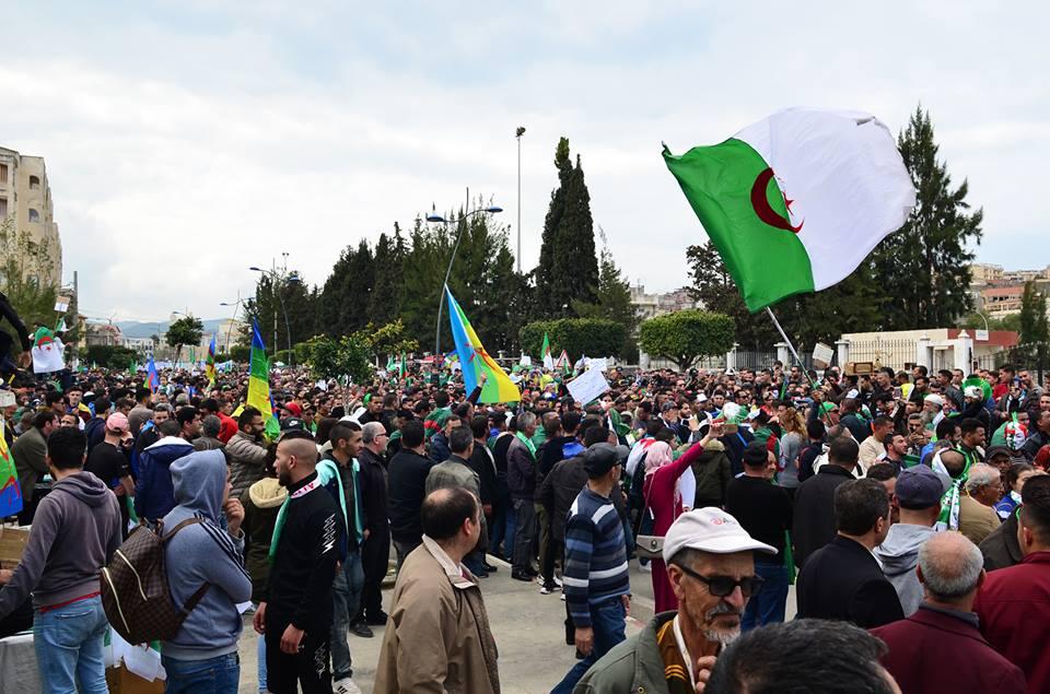 Marche à Béjaia contre le système, 7 éme vendredi  05 Avril 2019 172
