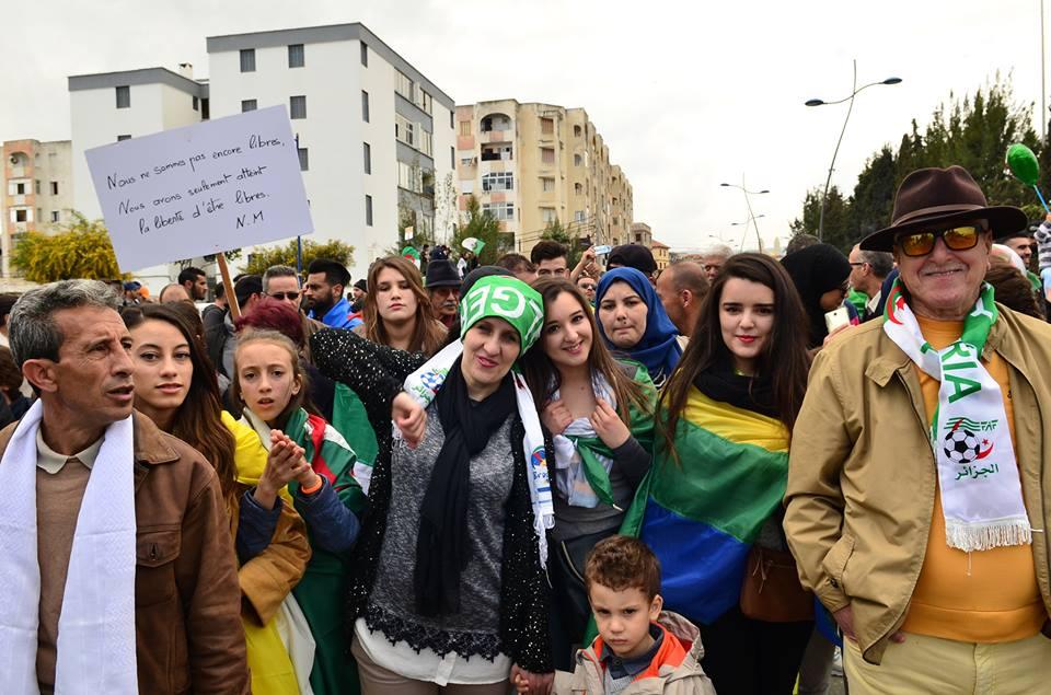 Marche à Béjaia contre le système, 7 éme vendredi  05 Avril 2019 174