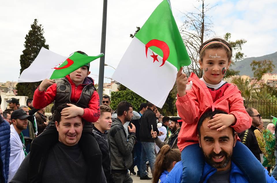 Marche à Béjaia contre le système, 7 éme vendredi  05 Avril 2019 175