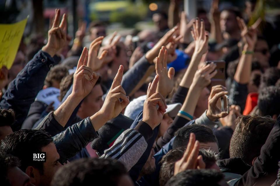 marche des libertés le 10 décembre 2018 à Bejaia pour libérer Merzouk Touati et tous les détenus d'opinion - Page 3 2030